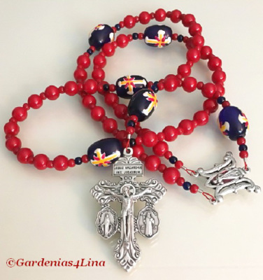 Divine Mercy Limited Edition Chaplet/Rosary
