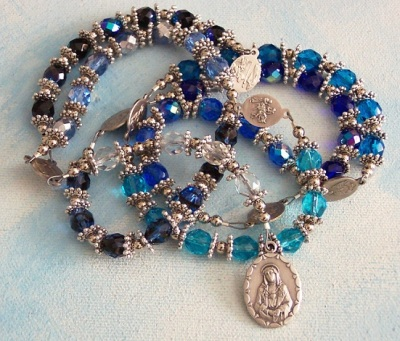 Seven Sorrows of Mary Chaplet/Servite Rosary (copyrighted)